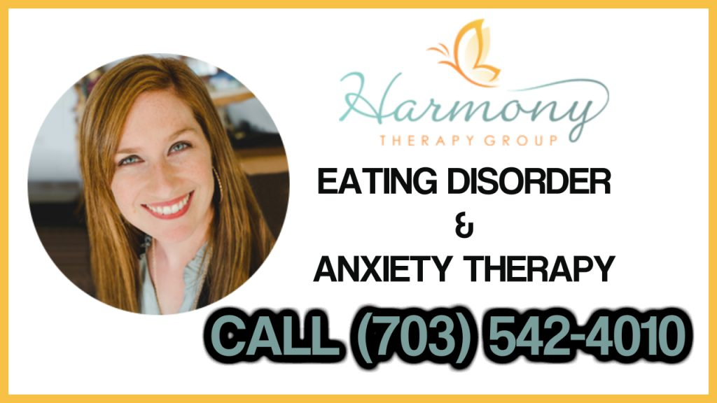 Therapist Brings New Eating Disorder & Anxiety Therapy Treatment to Ashburn VA